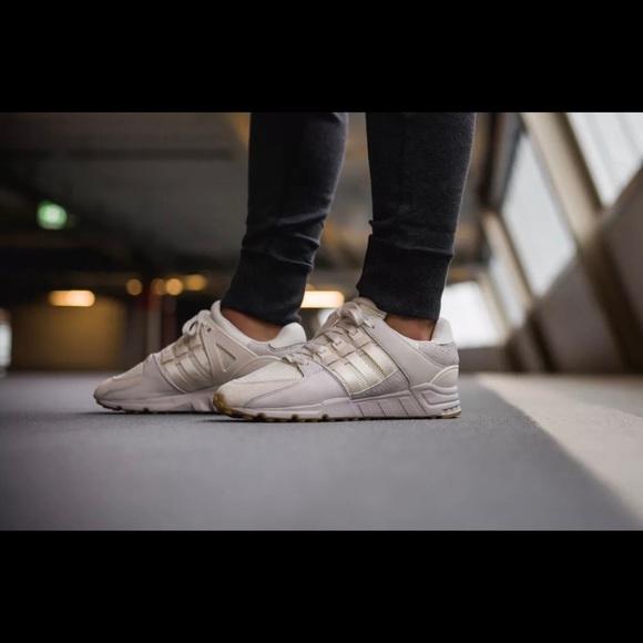 Adidas EQT Support RF Running Shoes Beige SZ 10.5 5d58e823ec